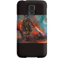 man of iron Samsung Galaxy Case/Skin