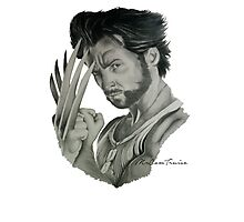 The Wolverine  Photographic Print