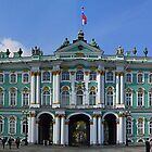 The Hermitage by SLRphotography