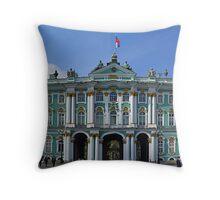 The Hermitage Throw Pillow