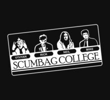 Scumbag College by classydesigns