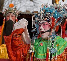Peking Opera by KLiu