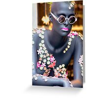 Black is Beautiful Greeting Card