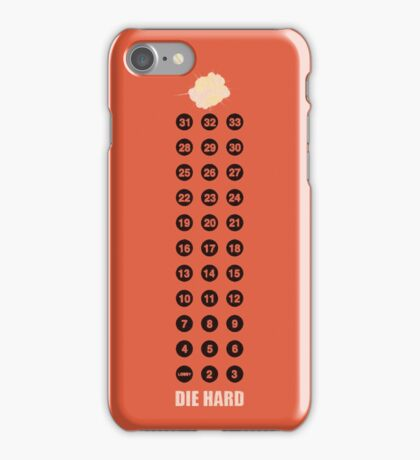 DieHardNakatomiPlaza iPhone Case/Skin
