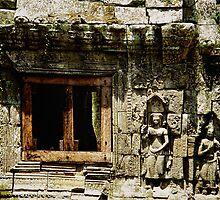 Temple'tastic Cambodia by webgrrl