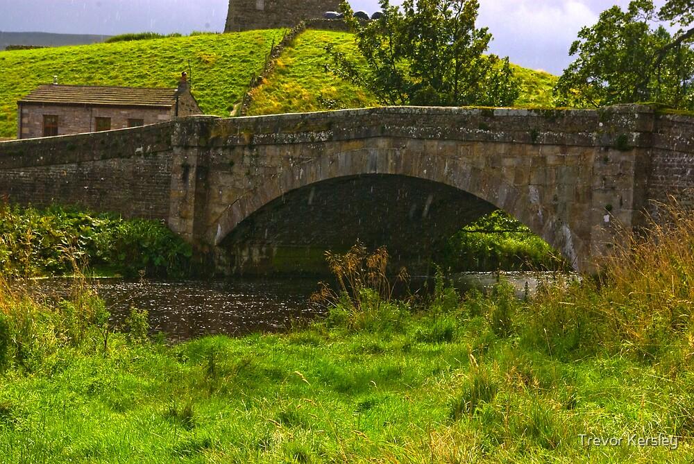 Appersett Bridge by Trevor Kersley