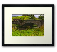 Appersett Bridge Framed Print