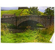 Appersett Bridge Poster