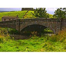 Appersett Bridge Photographic Print