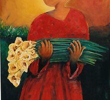 A peace Offering by Saren Dobkins