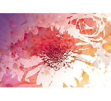It Tastes Like Flowers Photographic Print