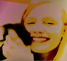 10by10 Happyface by Michelle Scott
