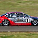 Darren Hossack  - Kerrick Sports Sedan National Series Race by Gino Iori