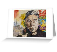 John Cale Greeting Card