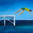 Summer Swim by Saren Dobkins