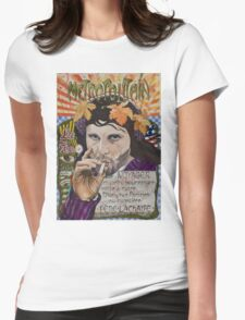 Dionysus Parisien Womens Fitted T-Shirt