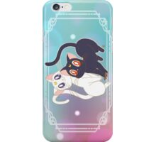 Luna & Artemis  iPhone Case/Skin