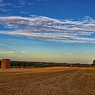 Hayscape - Winchester by NeilAlderney