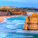 Degrees Of Separation - Twelve Apostles - The HDR Experience by Philip Johnson