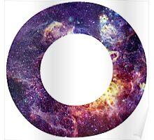 O nebula stars pattern  Poster
