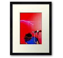 Rohan rocks Framed Print