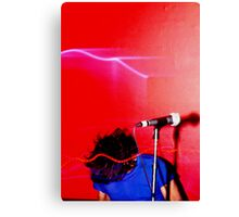 Rohan rocks Canvas Print
