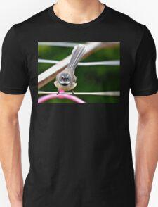 I'm Ogling YOU! - Fantail - NZ Unisex T-Shirt
