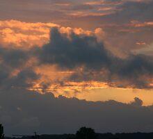 sunset by DazF