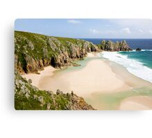 Pednvounder Beach Canvas Print