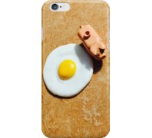 Egg and Bacon iPhone Case/Skin