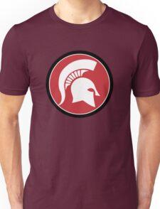 Symbolic Spartan Unisex T-Shirt