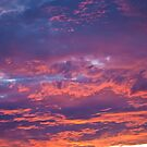 Colors in the sky by Greg Schroeder