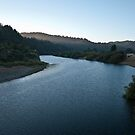 River Thoughts 1 by Greg Schroeder