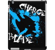 MH4U Charge Blade (CLASS SERIES) iPad Case/Skin