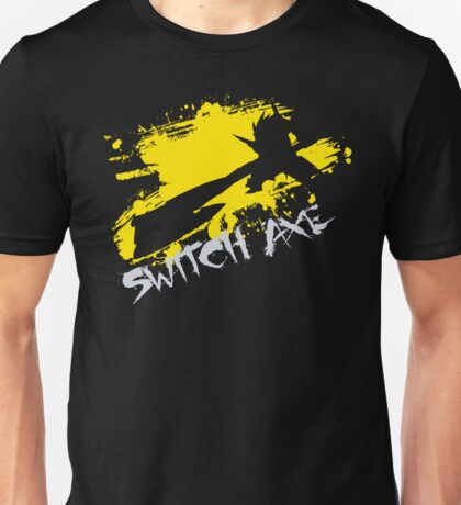 MH4U Switch Axe (CLASS SERIES) Unisex T-Shirt