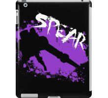 MH4U Spear (CLASS SERIES) iPad Case/Skin