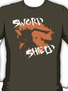 MH4U Sword & Shield (CLASS SERIES) T-Shirt