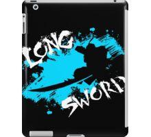 MH4U Longsword (CLASS SERIES) iPad Case/Skin