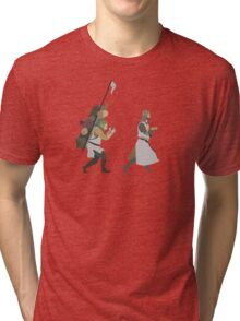 King Arthur Tri-blend T-Shirt