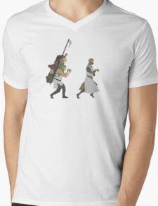 King Arthur Mens V-Neck T-Shirt