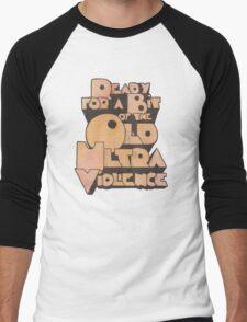 Ultra Violence Men's Baseball ¾ T-Shirt