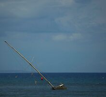 Lahaina Shipwreck by Imagery