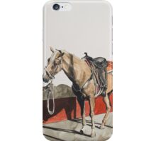 The Levis gal iPhone Case/Skin