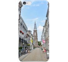 Street Fashion Maastricht NETHERLANDS iPhone Case/Skin