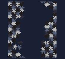 Jigsaw puzzle pieces 2.0 Kids Clothes