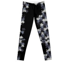 Jigsaw puzzle pieces 2.0 Leggings