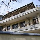 Modernist Villa - Kangping Rd - Shanghai, China by John Meckley