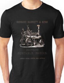 Richard Garett Compound Portable Engine Unisex T-Shirt