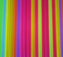 What Is It? - Glow Sticks by Bryan Freeman