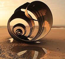 IRON SHELL by andysax
